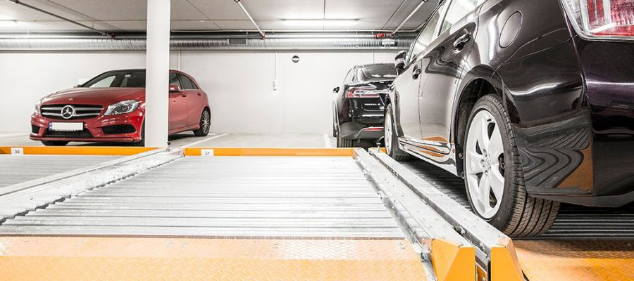 Sistemi di parcheggio