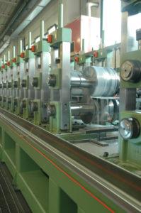 Linea di produzione SIKA